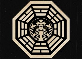 Dharma Starbucks by idenitycrisis27