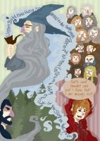 Little Red Riding HOBBIT page 1 by MariChan27