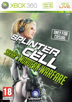Splinter Cell 6 by shinobireverse