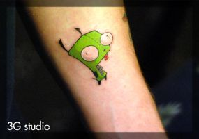 GIR by black-3G-raven