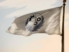 Brotherhood Flag by JaniceDuke