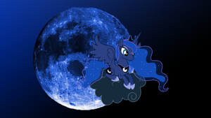 Luna Wallpaper by BetaMuffin