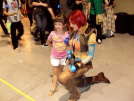 PAX 2012 - Adorable Little Girl by Tarah-Rex