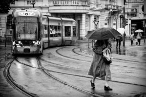 Postcard from Graz XII by Michela-Riva