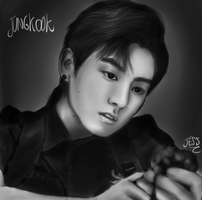 Jeon JungKook by cenerinere