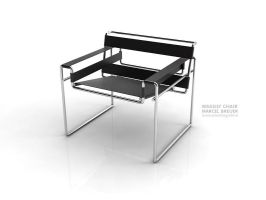 Wassily Chair by MenosKeTiago