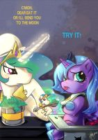 MLP FIM : It's good for you by bakki