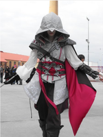 Ezio Auditore Cosplay by Shady-Chan