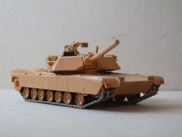 M1 Abrams Tank - pic. 2 by the4ce