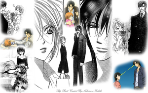 Skip Beat - Ren and Kyoko by Quachir