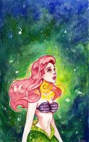 The Little Mermaid : Ariel (print available) by arumise
