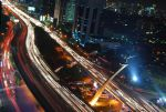 jakarta at night by kunamblack