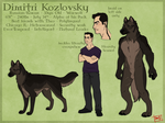 Dimitri Reference Sheet 2015 by Xandrium