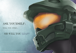 The Masterchief by Vinchinderlous