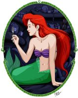 Disney Sins: Greed by Mahsa