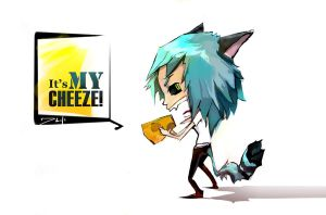 It's Cheeze by CheezyCat