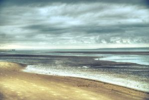Low tide by ChristineAmat