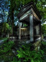 Cemetery II by kubica