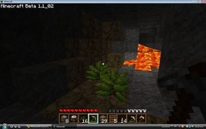 Plants and Magma by Pwnage-Block