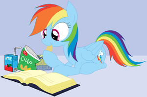 Book Pony by hyolark