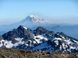 Mt. Adams by Emfysch
