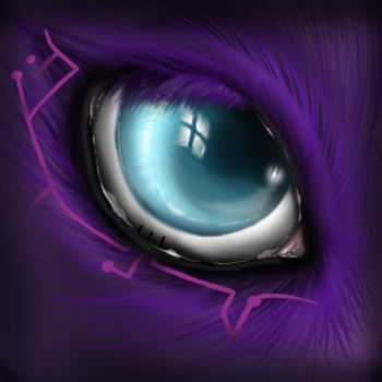 Banz-eye by Neonyx by BanzaitheBat