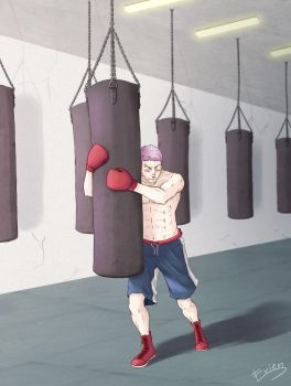 Boxe by Evien4