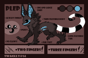 Plep Reference Sheet by Swaglly