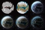 Turn a flat map into a Planet by TessandraFae