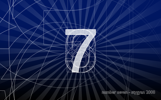 Number Seven by stygyan
