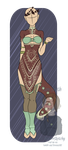 Female Design #8 -- CLOSED by SMHAdopts
