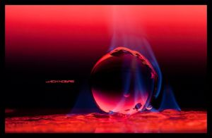 Hot Red Fire by Jack-Nobre