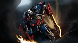 Optimus Prime Revamp by Jord-UK