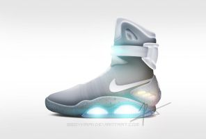 Nike MAG HD by BBoyKai91