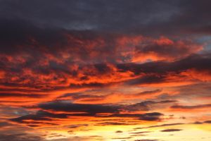 Fire In The Sky by Aredelsaralonde
