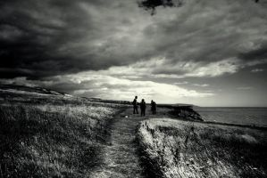 To the end of the earth by Malleni
