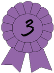 Third Place Ribbon by NomadicRoyaleStable