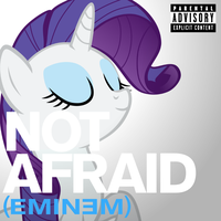Eminem - Not Afraid (Rarity) by AdrianImpalaMata