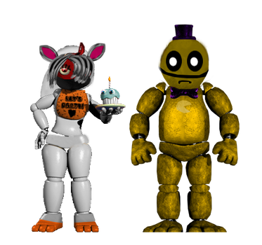 [COMISSION] Five nights at Packie's! by Daspancito