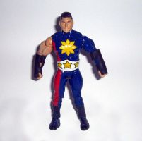 Kalayaan Action Figure by gioparedes