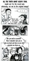 Aizen's REAL trial - ENG by RinaIzumo