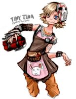 Tinytina by Foxprite