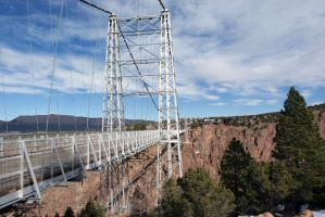 Royal Gorge Bridge 01 by LMMercer