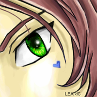 I see you by Learic