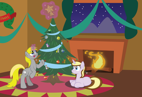 A Christmas Inside by SpaceKingofSpace