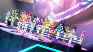 Pretty Cure All Stars XD2 37 by candycanecroft