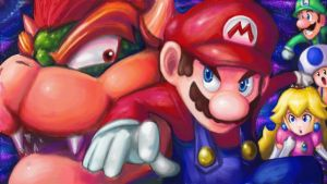 Super Mario 3D World by sseddie13