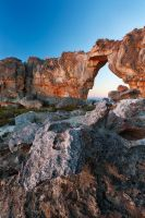 Wolfberg Arch by prperold