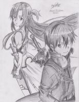 Sword Art Online by crazyname15