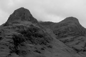 Three Sisters Glencoe by ahyankee
